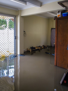 water damage cleanup mansfield