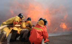 fire damage repair mansfield